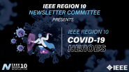 'A little help goes a long way' by IEEE Malaysia section: COVID-19 heroes video series of IEEE Region 10 Newsletter Committee