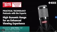 High Dynamic Range for an Enhanced Viewing Experience
