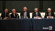 Drexel Presidential Panel - IEEE Presidents of the 1990s