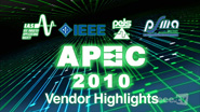 APEC 2010 - Exhibitor Overview