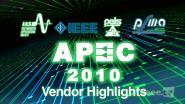 APEC 2010 - Exhibitor Overview