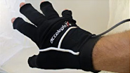 The AcceleGlove: A Cheap and Lightweight Control Glove