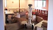 Humanoid Robot Puts Telepresence on Wheels