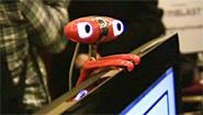 CES 2009: World's First 3-D Webcam