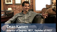 Five Questions for Inventor Dean Kamen