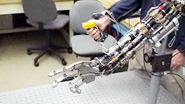 The Rocket-Powered Prosthetic Arm
