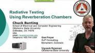 Radiative EMC Testing Using Reverberation Chambers Video
