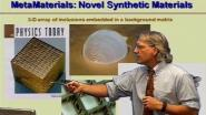 Metamaterials and Metafilms: Overview and Applications Video