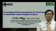 Advanced Electromagnetic Simulation Techniques for Analysis of Signal and Power Integrity in Multilayered Electronic Packaging Video
