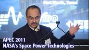 APEC 2011-NASA's Space Power Technologies