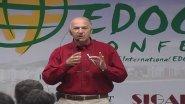 EDOC 2010 - Prof. Dr. David Harel Presentation