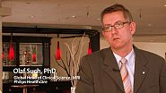 Life Sciences - Olaf Such, Philips Healthcare interview