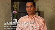 Microfluidic diagnostics and other breakthrough technologies.
