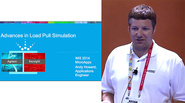 MicroApps: Advances in Load Pull Simulation (Agilent Technologies)