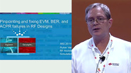 MicroApps: Pinpointing and fixing EVM, BER and ACPR failures in RF Designs (Agilent Technologies)