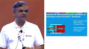 MicroApps: Flexible RF Stimulus/Response Validation of Emerging Communications Standards (Agilent EEsof)