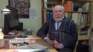 Niklaus Wirth on Teaching Computer Science