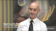 Life Sciences: Visual Prosthetics Bioengineering, Nigel Lovell