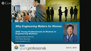 Why Engineering Matters for Women