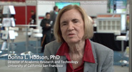 Life Sciences: Donna Hudson