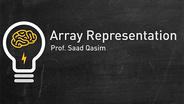 Array Representation