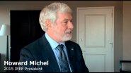 Meet IEEE 2015 President Howard Michel: College Years