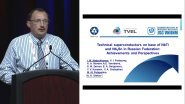 ASC-2014 10 Years beyond the 50th Anniversary of High Field Superconductivity: 4 of 9 - IldarAbdyukhanov
