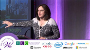 WIE ILC 2015: Empower Connect Inspire: A Keynote with Rebecca Jacoby of Cisco
