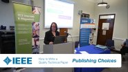 IEEE Authoring Parts 1 and 2: Publishing Choices