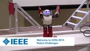 Welcome to ICRA 2015: Robot Challenges