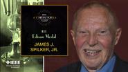 2015 IEEE Honors: IEEE Edison Medal - James J. Spilker, Jr.