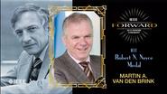 2015 IEEE Honors: IEEE Robert N. Noyce Medal - Martin A. van den Brink
