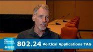 802.24: Vertical Applications TAG