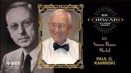2015 IEEE Honors: IEEE Simon Ramo Medal - Paul G. Kaminski