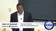Princeton 5G Summit - Darryle Merlette Keynote - Good vs. Evil - The Hackers are Coming