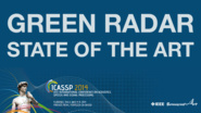 Green Radar State of Art: theory, practice and way ahead.