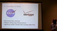 Big Data and Analytics at Verizon