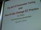 The Art of Parameter Tuning and How it Can Change EC Practice 1