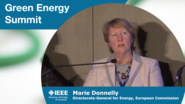 IEEE Green Energy Summit 2015, Panel 1: When will green become the new normal?