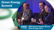 IEEE Green Energy Summit 2015, Panel 2: How reliable is reliable enough?