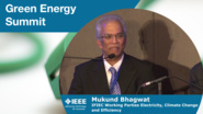 IEEE Green Energy Summit 2015, Panel 3: Green, yes! Reliable, yes! But who pays?