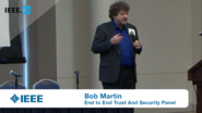 Bob Martin on Industrial Internet Reference Architecture: 2016 End to End Trust and Security Workshop for the Internet of Things