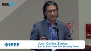 Juan Carlos Zuniga on Wi-Fi Privacy at IEEE 802 & IETF: 2016 End to End Trust and Security Workshop for the Internet of Things