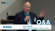 Achieving a Secure and Resilient Cyber Ecosystem - Homeland Security's Tom Ruoff