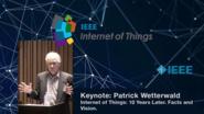 Keynote: Patrick Wetterwald on IoT Advancement - WF-IoT 2015