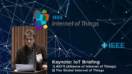 IoT Briefing: Alliance of Internet of Things Innovation - WF-IoT 2015