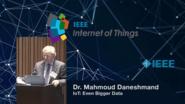 Mahmoud Daneshmand on IoT and Big Data Analytics: IoT: Even Bigger Data