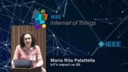 Maria Rita Palattella: IoT's impact on 5G - WF-IoT 2015