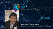 Antonio Skarmeta: Security and Privacy in the Internet of Things - WF-IoT 2015