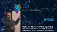 Roberto Minerva for Oleg Logvinov: IEEE Internet Initiative and IEEE P2413 - WF-IoT 2015